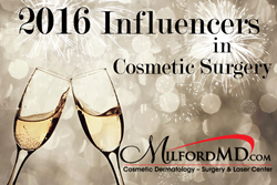 2016 Biggest Cosmetic Surgery Influencers