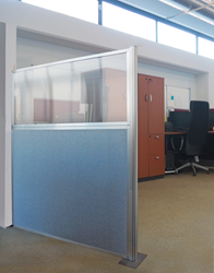 Call Center Cubicle Partition