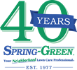Spring-Green Celebrates Its 40th Anniversary