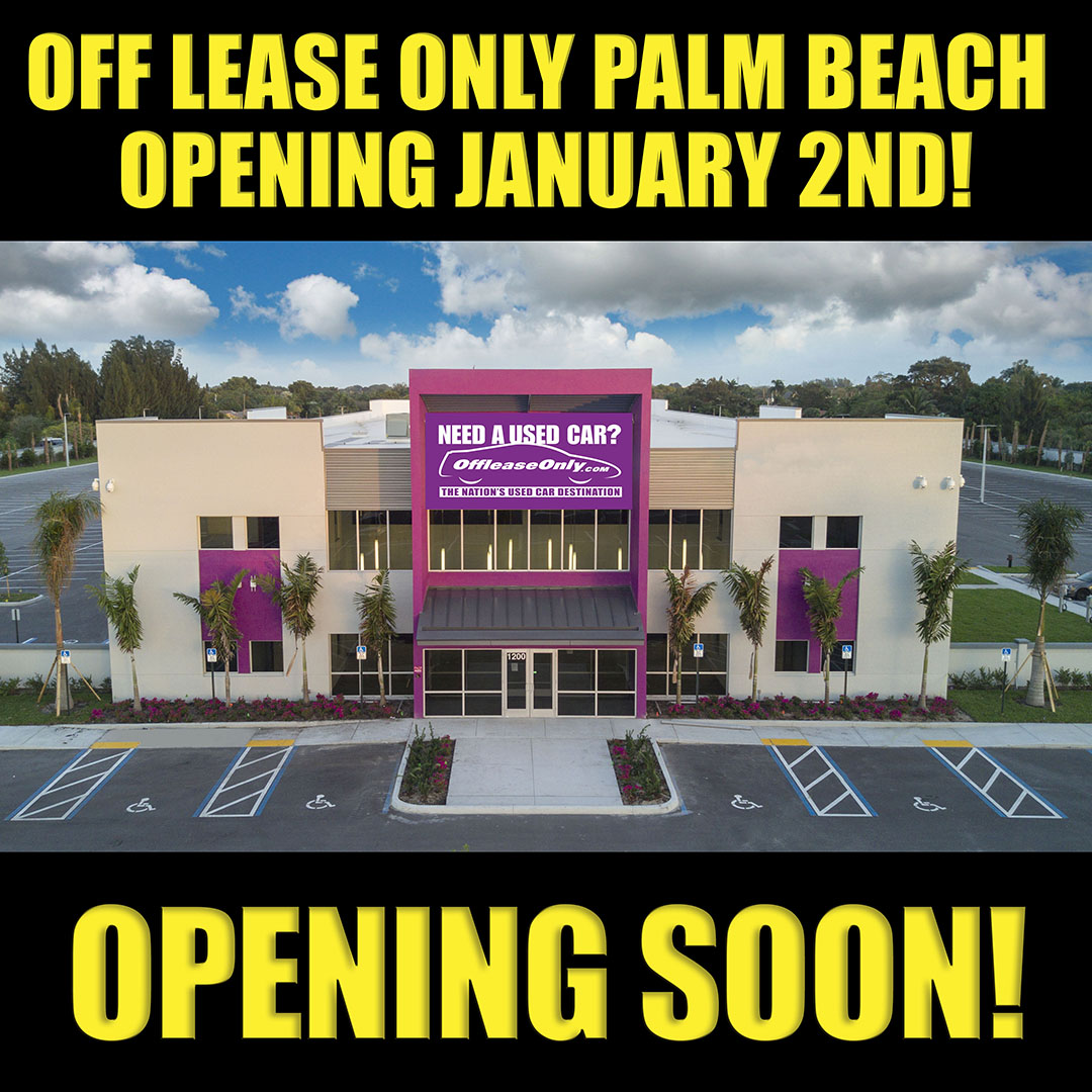 Off Lease Palm Beach >> Offleaseonly West Palm Beach To Open Huge New Location Monday