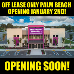 Off Lease Only West Palm Beach