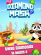 "Addictive New Match-3 App ""Diamond Mash"" by Groenewold - new media e.K. Features Fun Gameplay, Potent Power-ups & Over 100 Challenging Levels"
