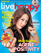 Action Star Ming-Na Wen Pulls No Punches in Live Happy Magazine's February Issue Cover Story