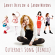"Singer-Songwriter Janet Devlin and Multi-Platinum Producer Jason Nevins Release ""Outernet Song (Remix)"" via OK!Good Records"