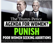 "Abortion Coverage Advocates Go After Trump with New Campaign: ""We Will Be BOLD. We Won't Be PUNISHED."""