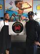 Larry (David's Crab House) and Chef Kelz @ Kelz Kitchen Downtown Atlanta