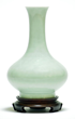 Fine Chinese Celadon Bottle Vase