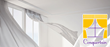 Bring Down The Curtain With World Patent Marketing's New Household Invention, The Rodless Curtain