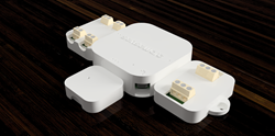 Senseware remotely configurable wireless hardware that can add building automation functionality to any building