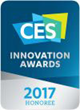 CES 2017 Innovation Award