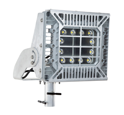Class 1 Division 1 Pole Top Mounted LED Light Fixture