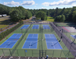 Six New Pickleball Courts Opened in 2016 Fun for Ages Eight to Eighty