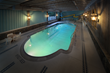 Indoor Heated Pool.  Campers Pamper Themselves at LGRVP Day and Night.