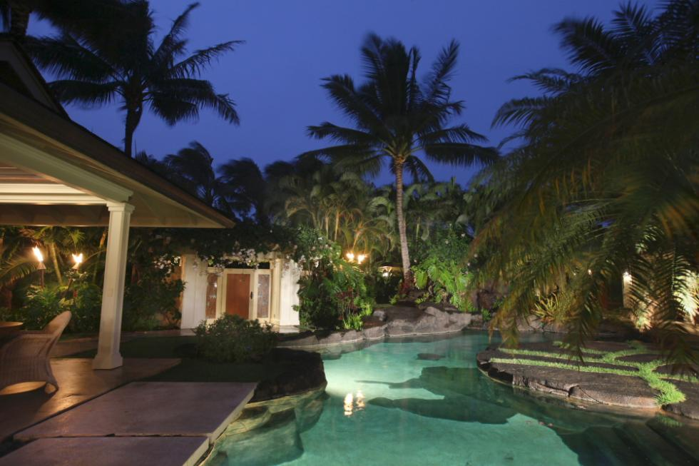 Celebrity Homes President Obama 39 S Hawaii Christmas