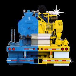 Dragon Products Frac Equipment Refurbishing