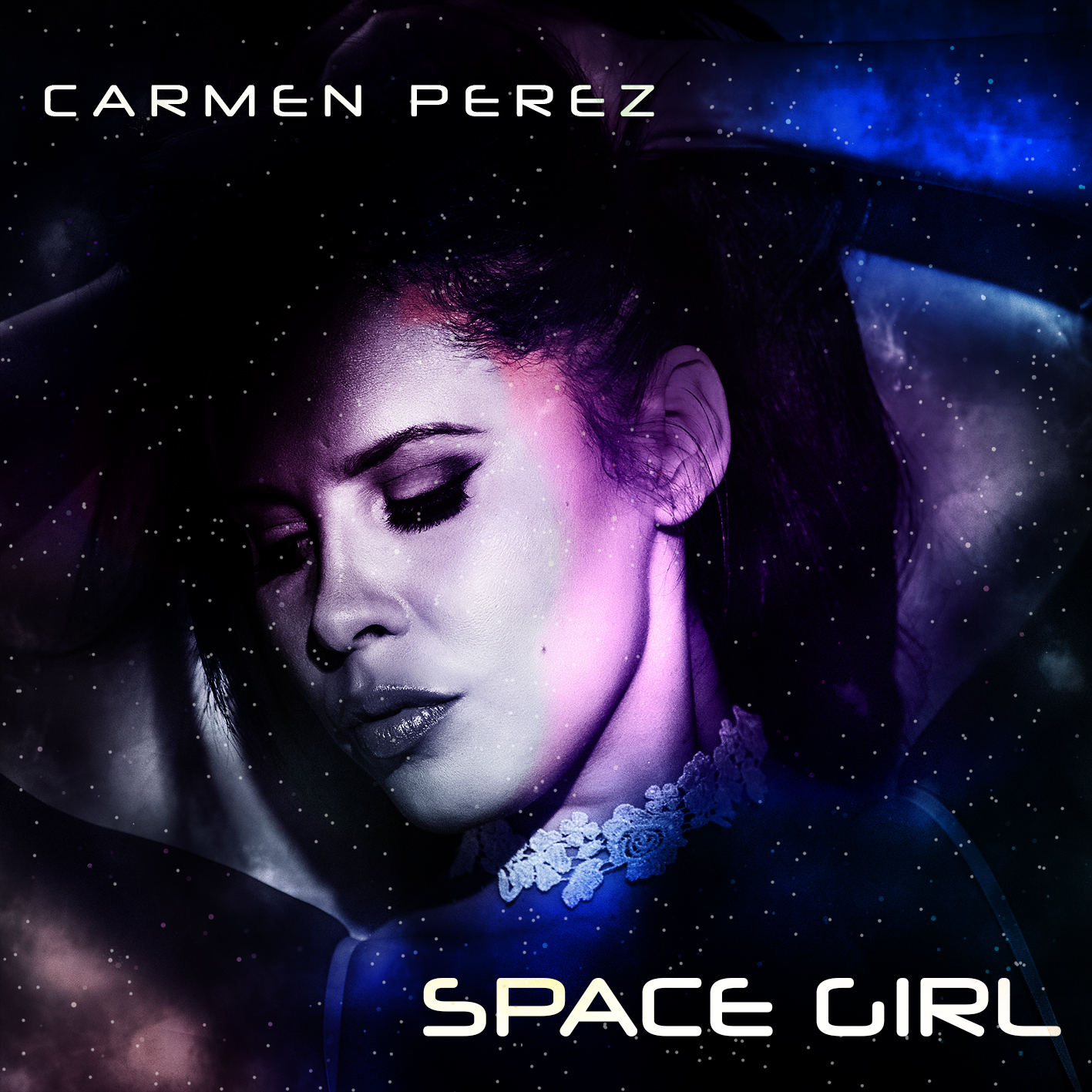 "Carmen Perez Releases Her New Music EP ""Space Girl"""