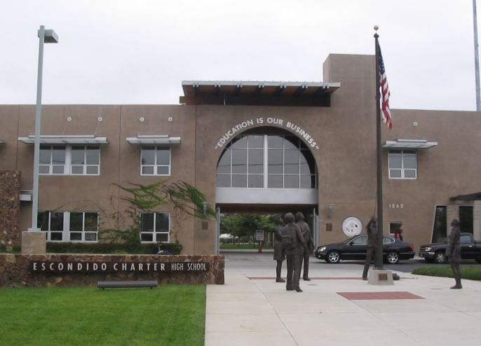 Escondido Charter High School Goes Solar With Baker Electric