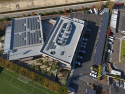 ECHS Solar Installation