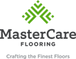 New MasterCare Flooring logo and tagline