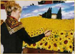 Nancy Ann Crowley Painter at Gioia Italian Art and Products Los Gatos Jan 15 noon to 6pm 408-640-6628