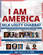 Sinai Temple Celebrates 11th Annual MLK Unity Shabbat with I Am America Theme