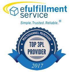 eFulfillment Service Top 3PL 2017