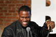 Comedy Sensation Kevin Hart Rocks New Year at the Laugh Factory