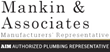AIM Appoints Manufacturers' Representative, Mankin & Associates