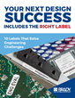 "Brady Announces ""Your Next Design Success Includes the Right Label"" Guidebook"