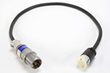 Larson Electronics Releases a 3' Line Cord with Pin and Sleeve Plug Terminated with a Female Connector