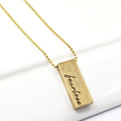 DesignMe Jewelry to Gift Hand-Stamped Fearless Necklace at GBK's Celebrity Gift Lounge Honoring the Nominees & Presenters for the 2017 Golden Globes