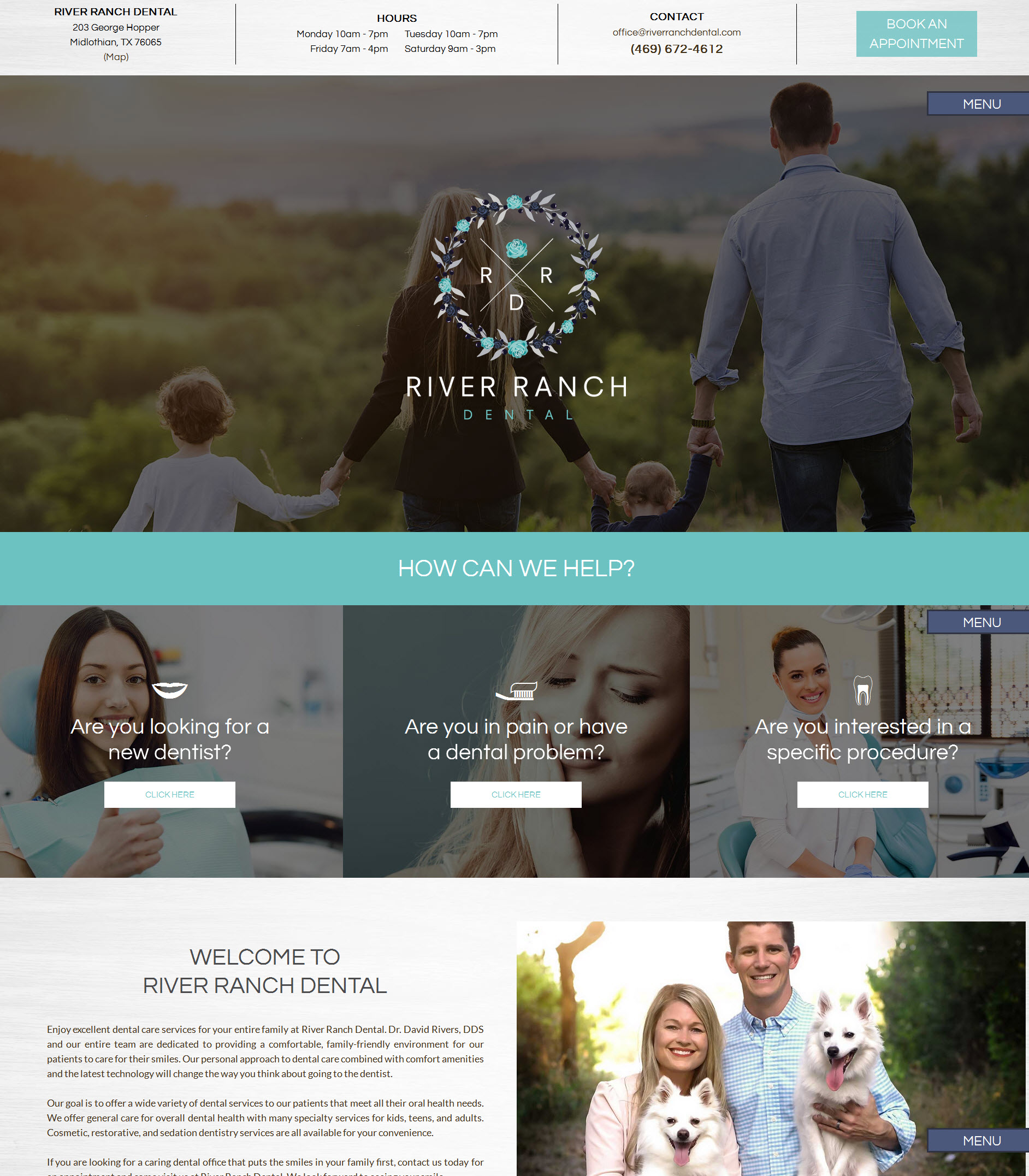 River Ranch Dental Opens in Midlothian Texas