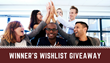 Winners Wishlist Giveaway