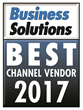 APG Cash Drawer Named 2017 Best Channel Vendor
