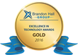 Advantexe Wins Gold Medal for Best Advance in Business Simulation Technology from the Brandon Hall Group