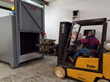 Wisconsin Oven Ships Tempering Oven to Flame Treating Systems