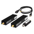 Pasternack Debuts High-Performance USB-Controlled PLL Synthesizers with Bandwidths that range from 25 MHz to 27 GHz