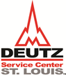 Logo for DEUTZ Service Center St. Louis