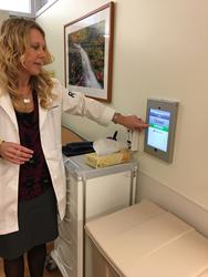 WRMC Surgery Center iPad technology