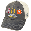 National Championship rivalry hat