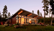 Stillwater Dwellings home in the Cascade's east of Seattle