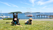 GoPetFriendly Ty and Buster in Maine