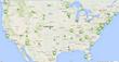 GoPetFriendly Ultimate Pet Friendly Road Trip MAP 2017