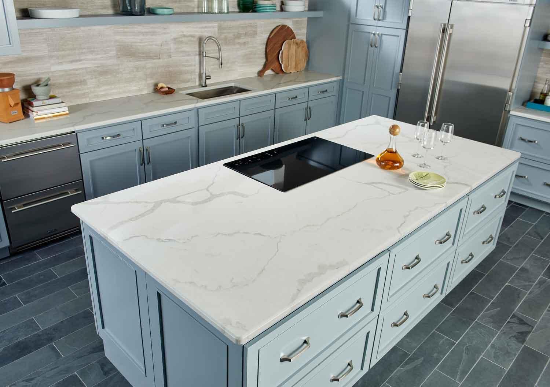 New Q Premium Natural Quartz Colors Stile Thin Porcelain