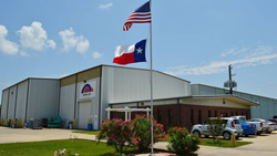 DUNA-USA's existing Baytown, TX manufacturing facility