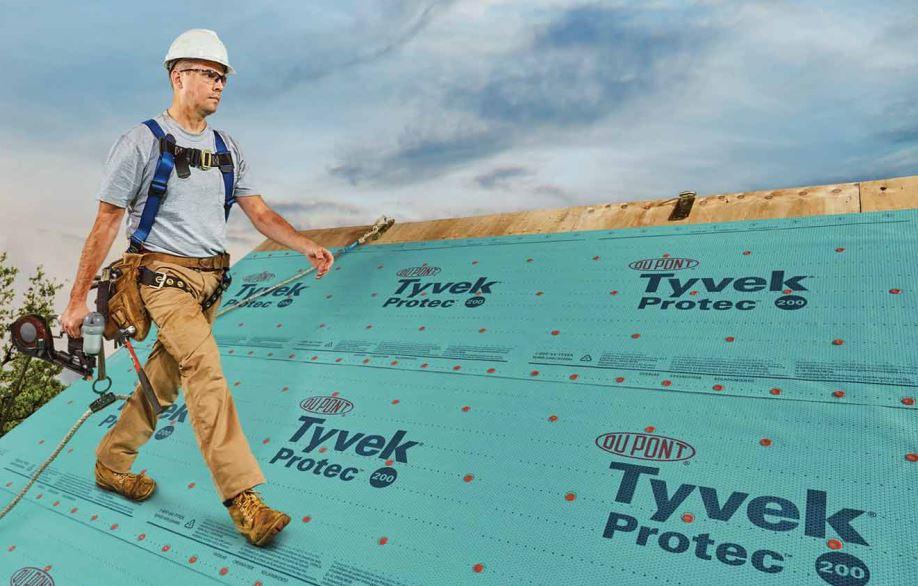 New Innovations In Dupont Tyvek 174 Weatherization Portfolio