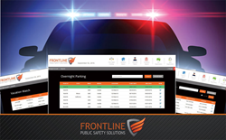 Public Safety Software for Police Department Data Storage