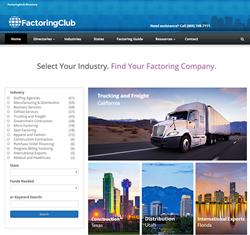 FactoringClub Web Platform