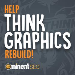 Help Think Graphics Rebuild!