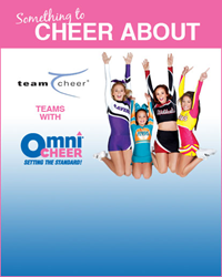 Omni Cheer Acquires Team Cheer
